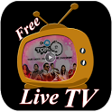 INDIAN LIVE TV FREE - Watch IT icon