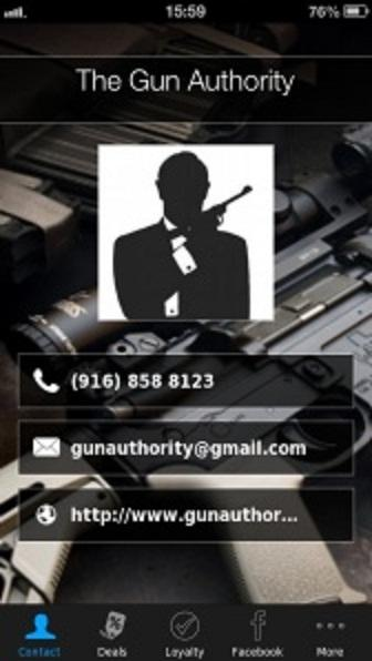 The Gun Authority- screenshot