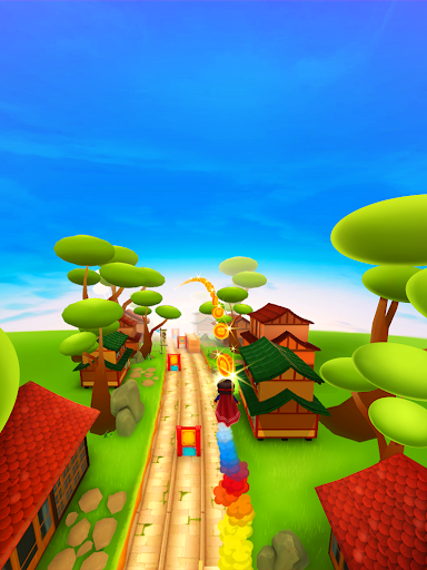 Ninja Kid Run Free - Fun Games 1.2.9 screenshots 15