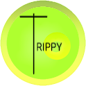 Trippy Round Icon Pack Nova/GO icon