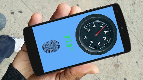 Thermometer Fingerprint