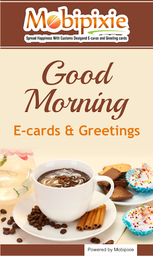 Good Morning eCards Greetings