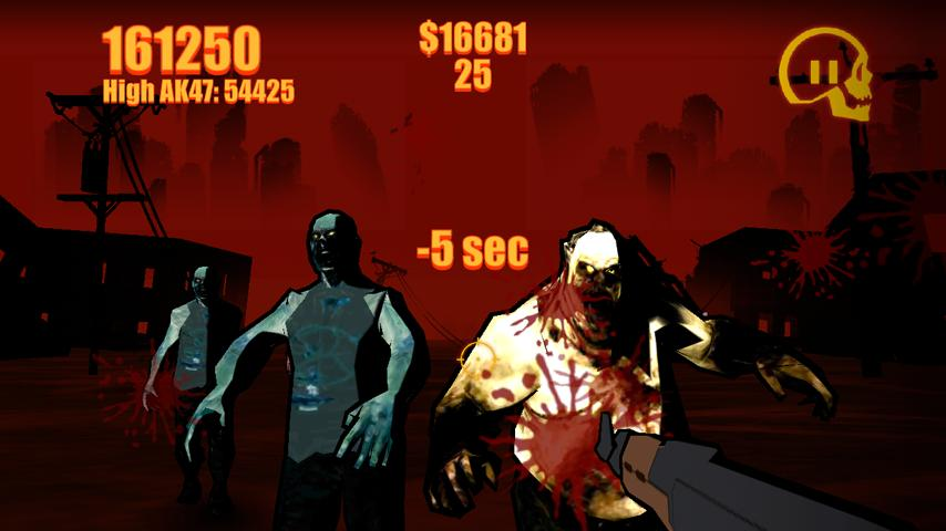 Dead Grind Zombies - screenshot