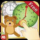 告诉时间读时钟 icon