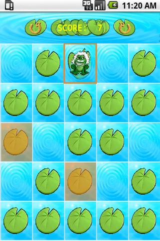 Puzzle Frog Pro- screenshot