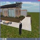 SHADE: 3D Solar House icon