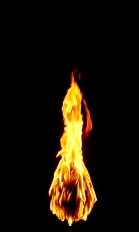 Fire Live Wallpaper Screenshot