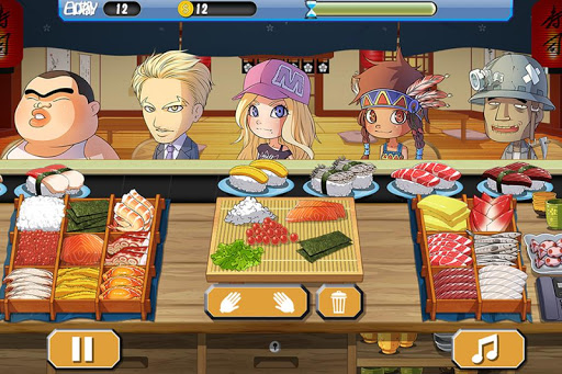 Sushi House - cooking master  screenshots 1