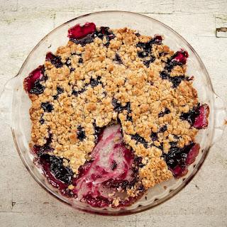 Blueberry Belle Crunch