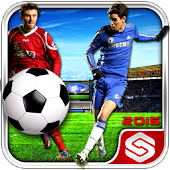 Football League: Real Soccer
