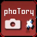 phoTory logo