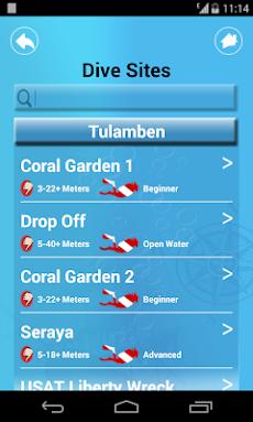 DIVEmAppsバリ島ダイビングガイドのおすすめ画像4