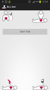 BLS test 2008