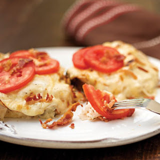 Lightened Hot Browns