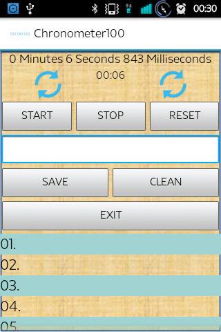 【免費工具App】Stopwatch-APP點子