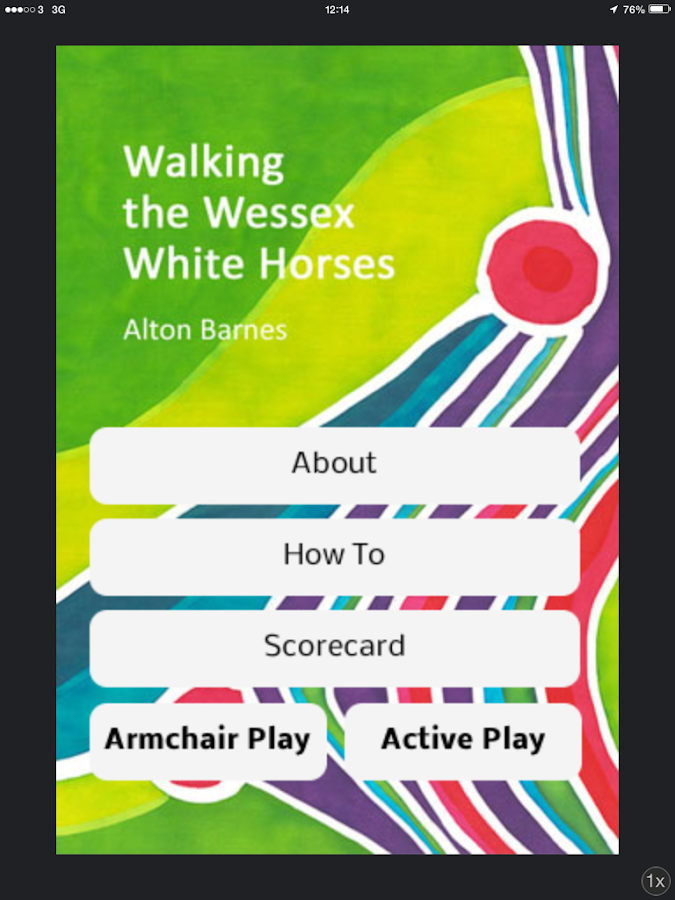Alton Barnes White Horse Walk- screenshot