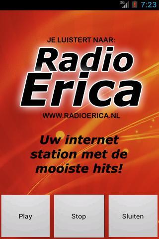 RadioErica.nl