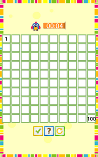 Kids Counting Hundred Chart- screenshot thumbnail
