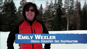 Screenshot of XC Ski School