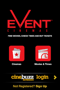 Event Cinemas- screenshot thumbnail