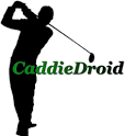 CaddieDroid GPS icon
