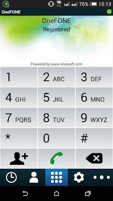 ONEFONE - screenshot