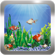 3D Goldfish Live Wallpaper