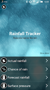 Rainfall Tracker screenshot 0