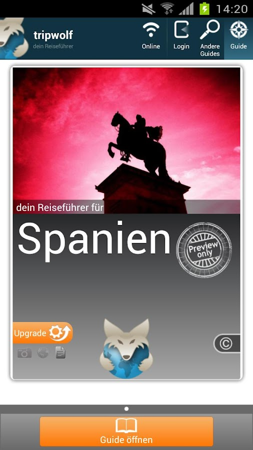 Spanien Highlights Guide - screenshot