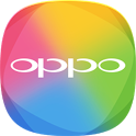OPPO launcher theme icon