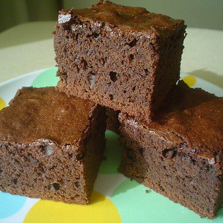 Belgian Brownies Recipe