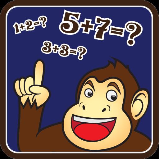 The KingKong Math Game LOGO-APP點子