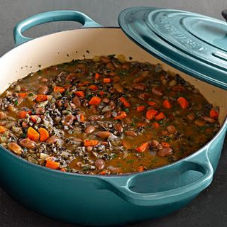 Day-After-Thanksgiving Bean Soup