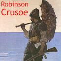 Robinson Crusoe icon