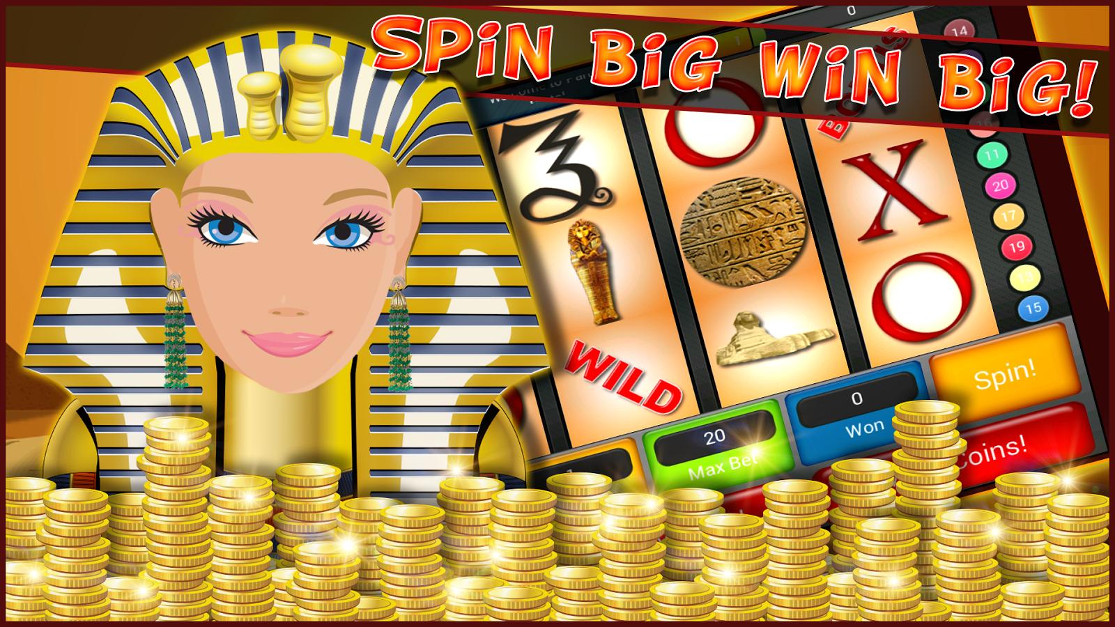 Cleopatra slot machine casino vegas online gambling press