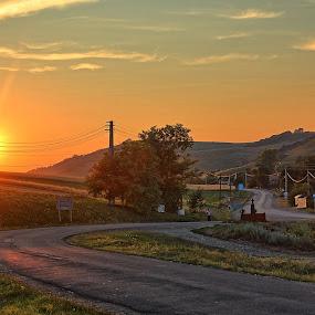 by Teglas Marin - Landscapes Sunsets & Sunrises