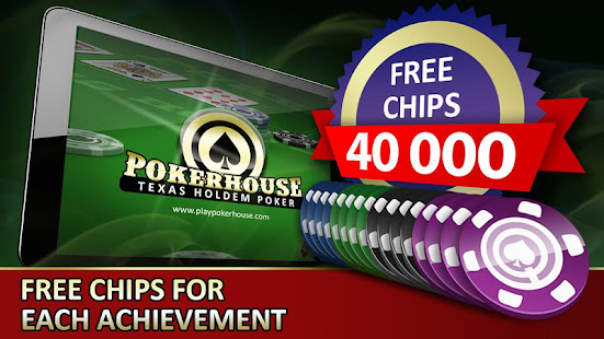Poker House – Texas Holdem 1