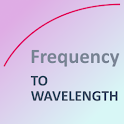 Frequency to Wavelength logo