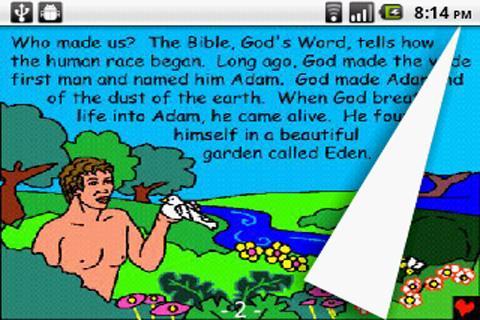 My Bible Story Volume 1 - 5- screenshot