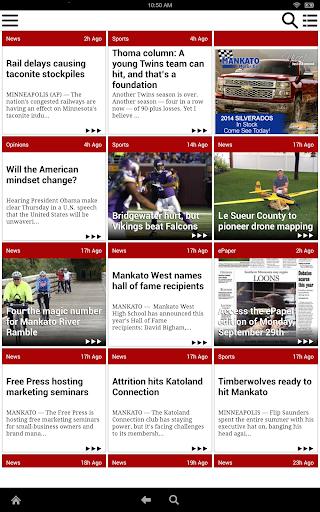 玩新聞App|Moultrie Observer免費|APP試玩