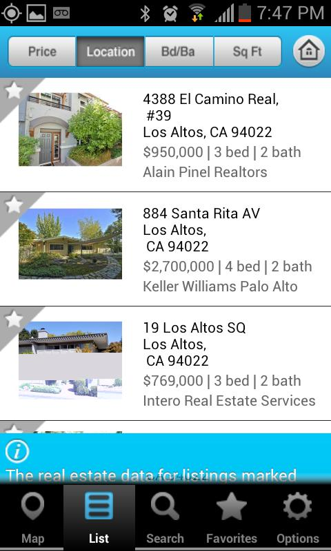 PropertyMinder - screenshot