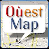 Ouestmap annuaire entreprise