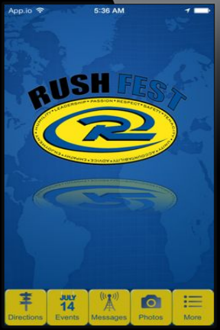RushFest- screenshot