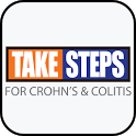CCFA Take Steps icon