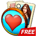 Hardwood Hearts Free Icon