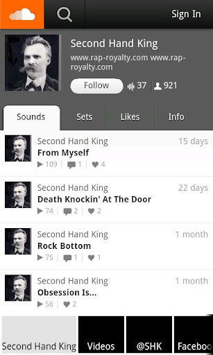 Second Hand King App