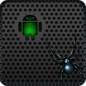 Spider Web - Live Wallpaper