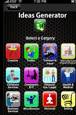 The Business Start Up Guide+- screenshot
