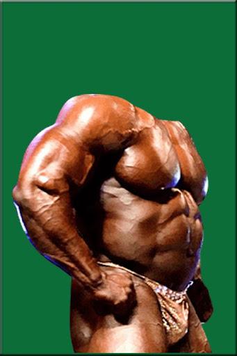 【免費攝影App】Man Body Builder Photo-APP點子