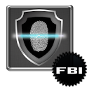 real FBI fingerprint scanner icon